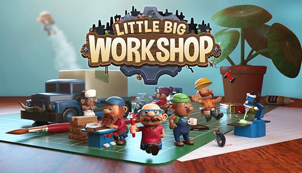 Little Big Workshop is $11.39 on Steam