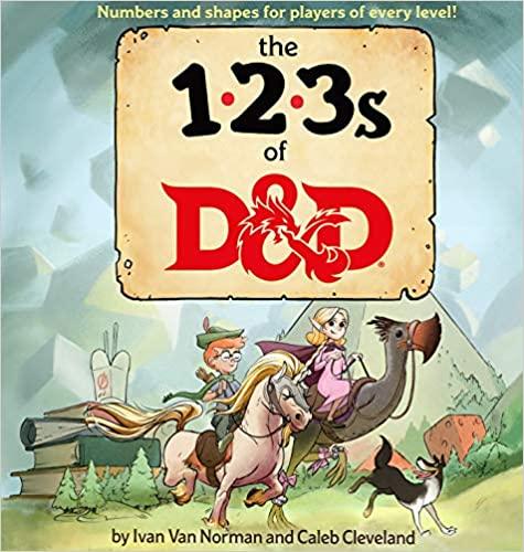 123s of D&D  27% off and part of the big buy one get one half off book sale.   2