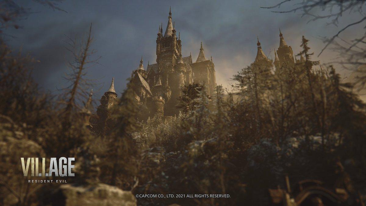 Castle Dimitrescu #XboxSeriesX #ResidentEvilVillage #XboxShare https://t.co/6DZOPKSVkg