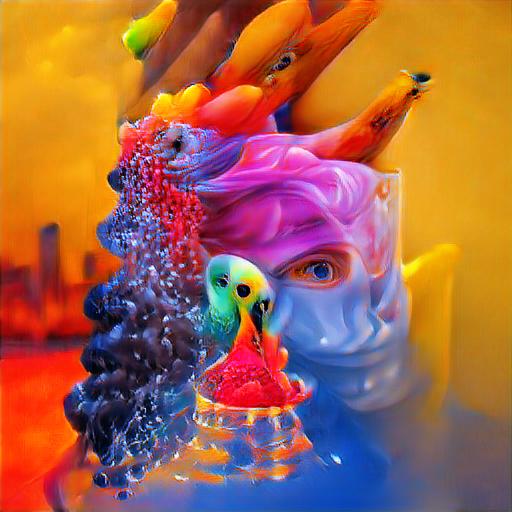 Big Sleep - Colorful Surrealsim