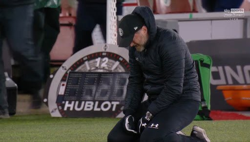 3 points. A win at Anfield. Mané goal. Thiago goal. Clean sheet.  Mood: https://t.co/o1jEVwoYIk