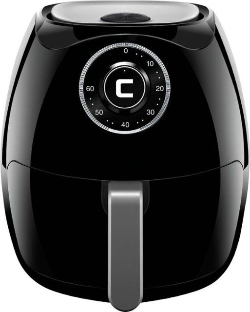 ad: TODAY ONLY ️ $39.99 (71% off)   CHEFMAN 6.5L Analog Air Fryer  Link0 Link0