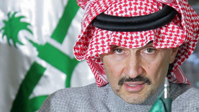 رئيس الهلال فهد يعلن تكفل الأمير الوليد بن