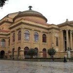 Image for the Tweet beginning: Teatro Massimo, Palermo  #Travel