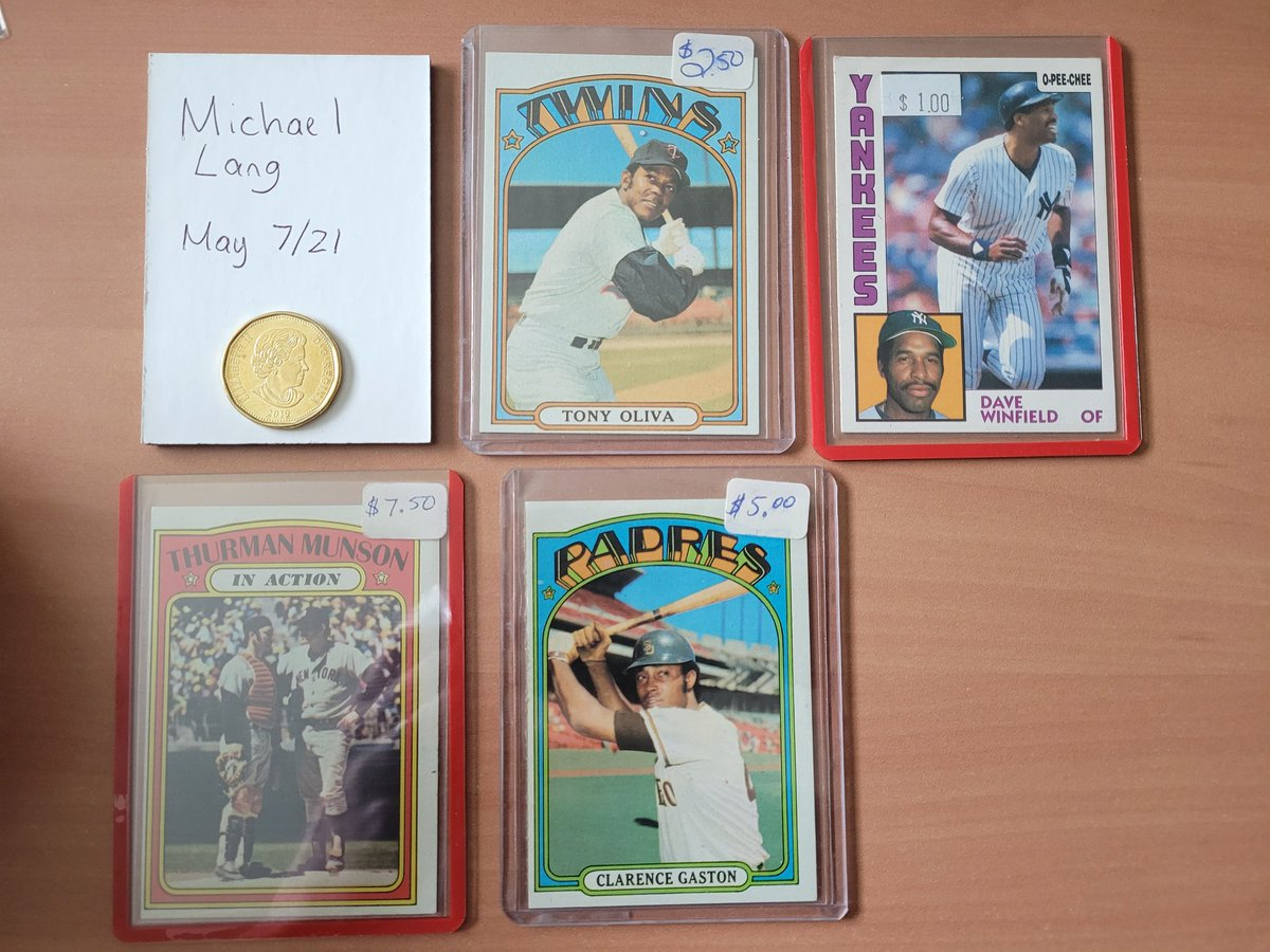 @a_pep11 @4thLinePlugsRG @sports_sell Price listed in each photo in 🇨🇦. Add $3 shipping in 🇨🇦 or $5 🇺🇸 https://t.co/1jXSSYXdIU