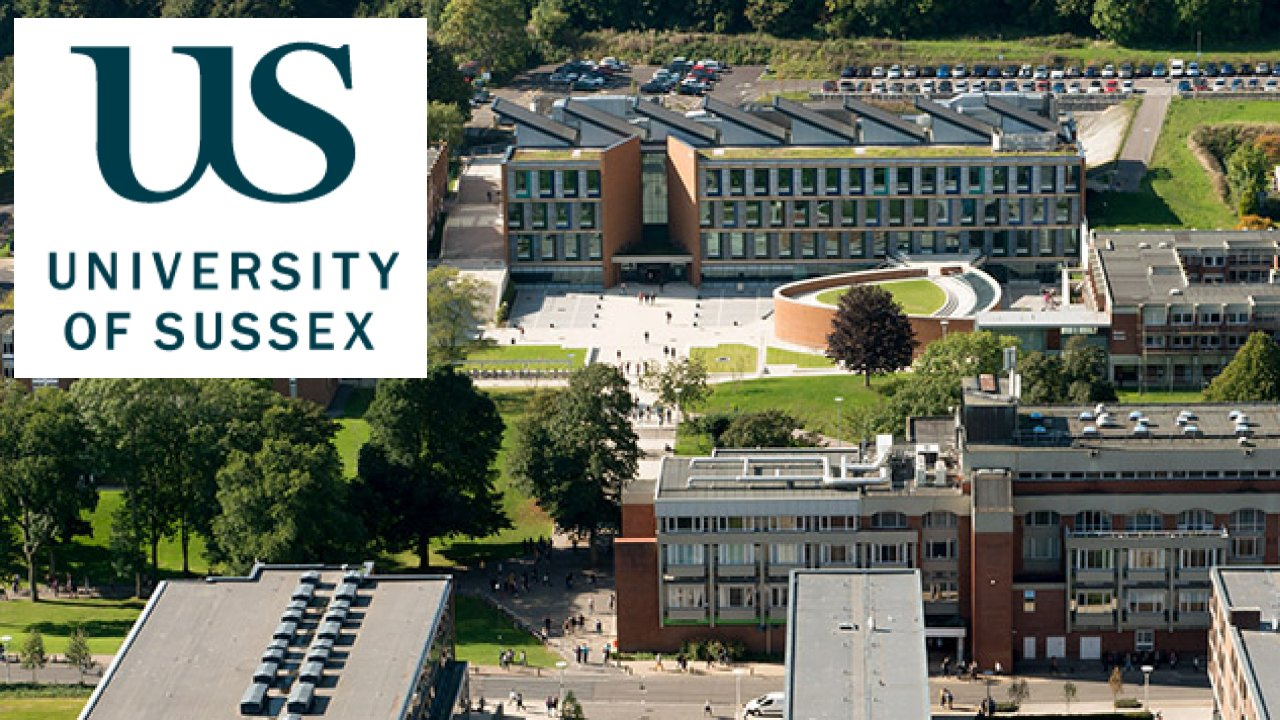 Life Sciences PhD Studentship at University of Sussex, United Kingdom