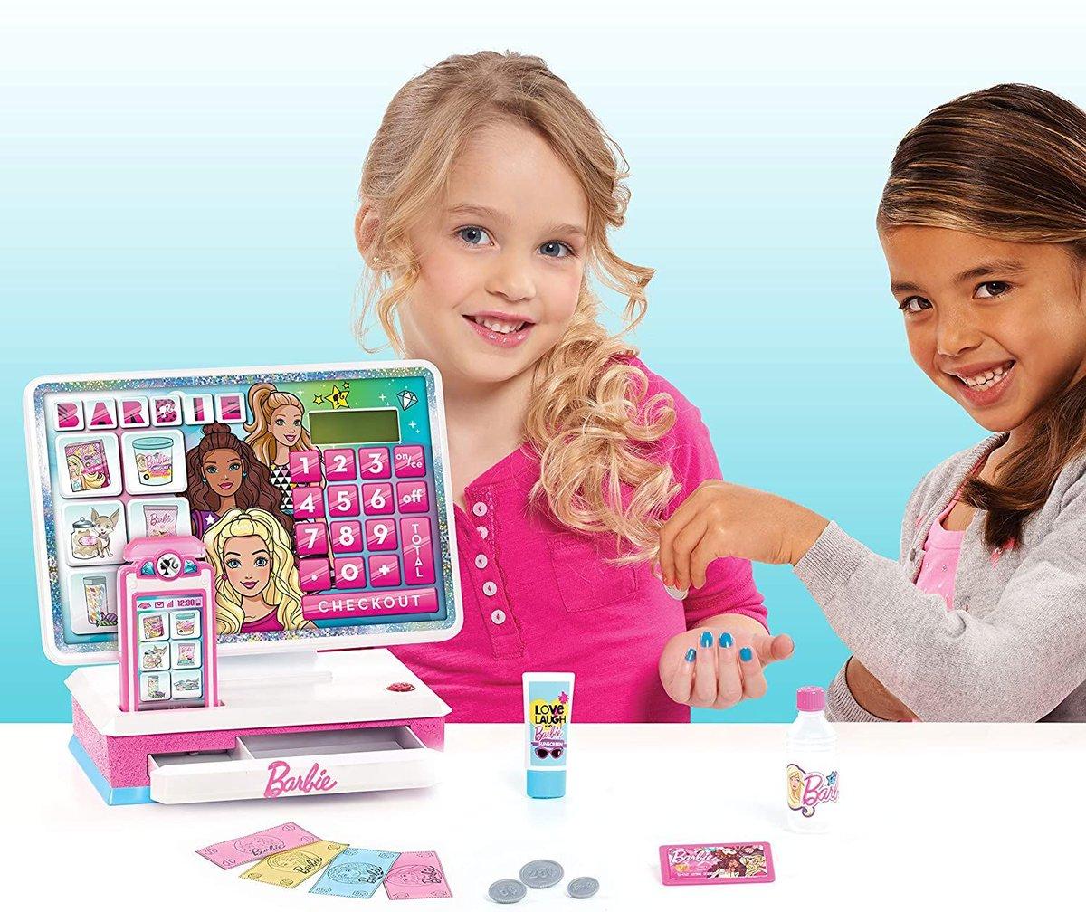ad: $13 (35% off)   Barbie Large Cash Register   Link0 Link0