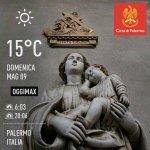Image for the Tweet beginning: Buongiorno e buona festa della