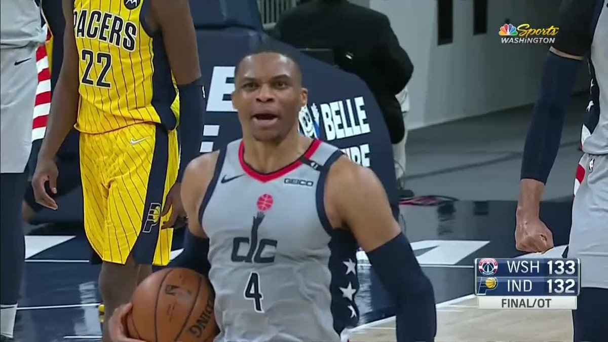 RUSS WITH THE GAME SAVING BLOCK 😲 https://t.co/TL9DuCn73u