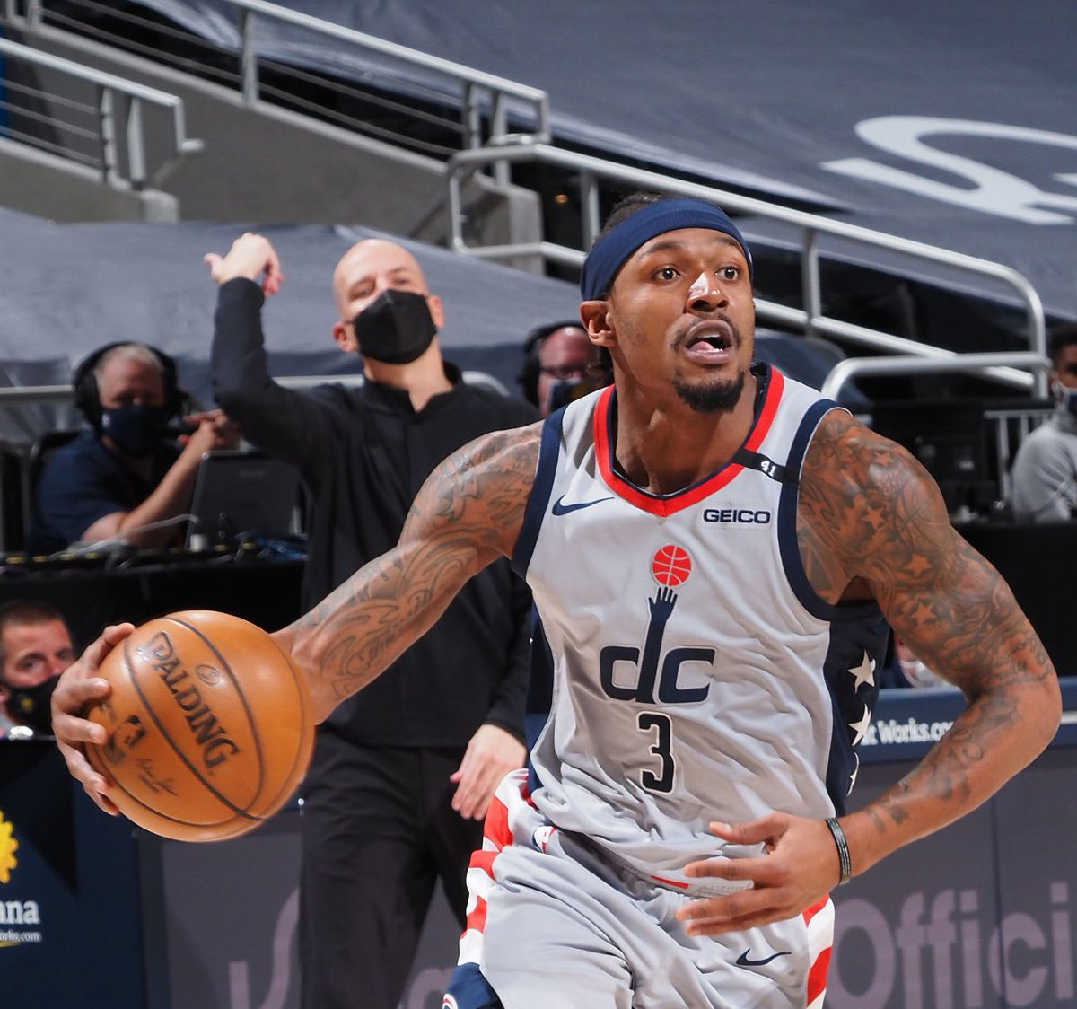 @TheNBACentral's photo on Beal