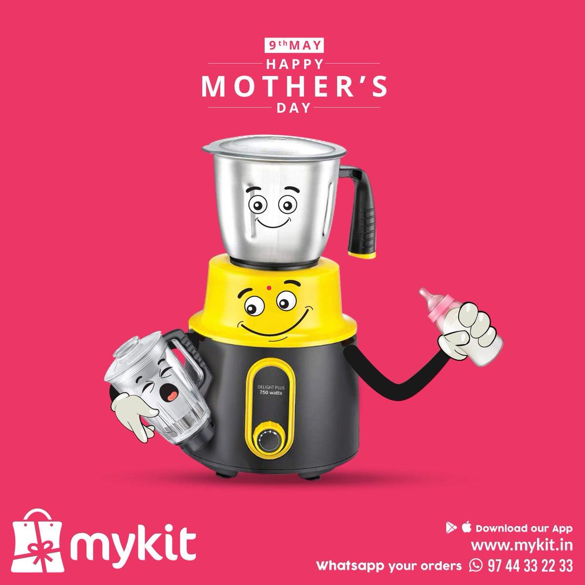 Happy Mother's Day  #mykitcart #mykit #happymothersday #mothersday #motherlove #kannur #kerala #onlineshopping #brandyourhome https://t.co/s4RzcBlLw4