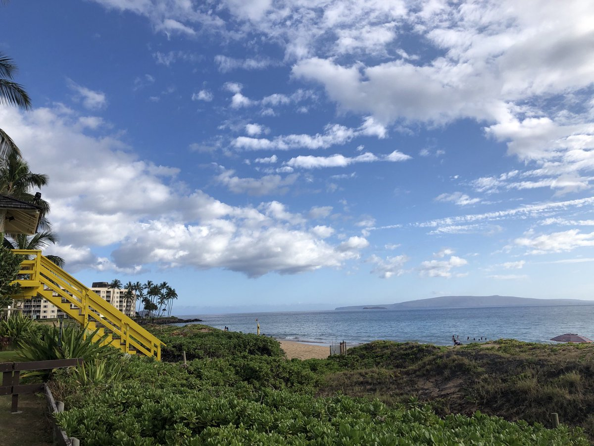 test Twitter Media - Beautiful beach day on the southside. #Cmweather #Maui #Southside #Kihei #Beach #BeautifulDay #MagicalMaui #MauiNokaoi https://t.co/qP6tNyEO2M