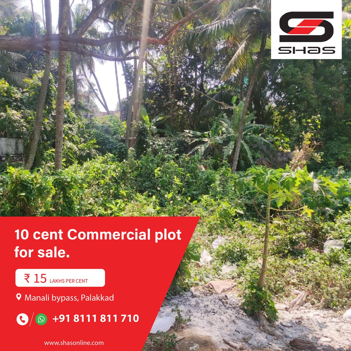 Commercial plot for sale in Manali bypass, Palakkad Kerala  For Enquiry Call/whatsapp: 81118 11710 Visit: https://t.co/llbPYDUNxC  #manali #palakkad #landforsale #realestate #realtor #realestateagent #home #property  #realestateinvestor #sold #homesforsale #plots #shasproperties https://t.co/INqOnuxXQs