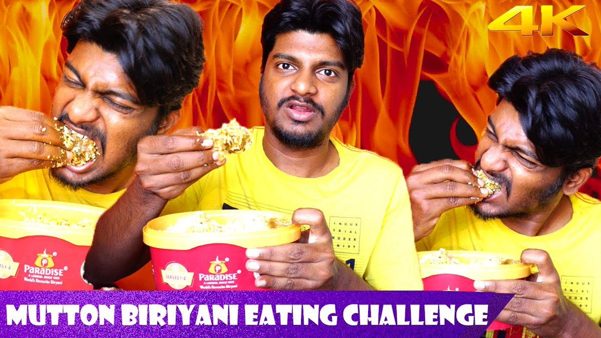 Link  //  mutton biryani eating challenge tamil #eating #food #eat #foodporn #instafood #delicious #yummy #foodie #tasty #foodpics #instagood #hungry #dinner #foodpic #yum #foodgasm #lunch #delish #foods #amazing #sweet #photooftheday #foodlover