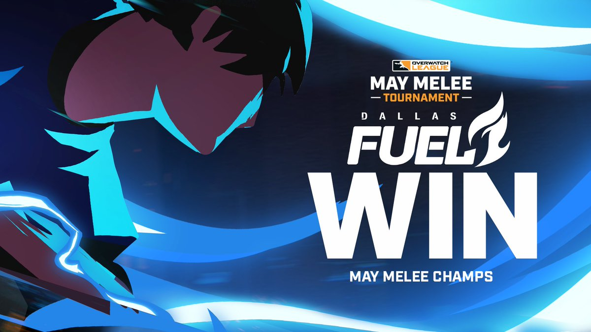 THE CYCLE HAS BEEN BROKEN!   The @DallasFuel are the champions of the May Melee!  #BurnBlue | #OWL2021 https://t.co/BFXFUHiFwq