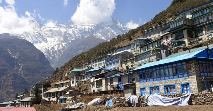 In Mt Everests shadow, a business boom spoiled by COVID-19 Photo