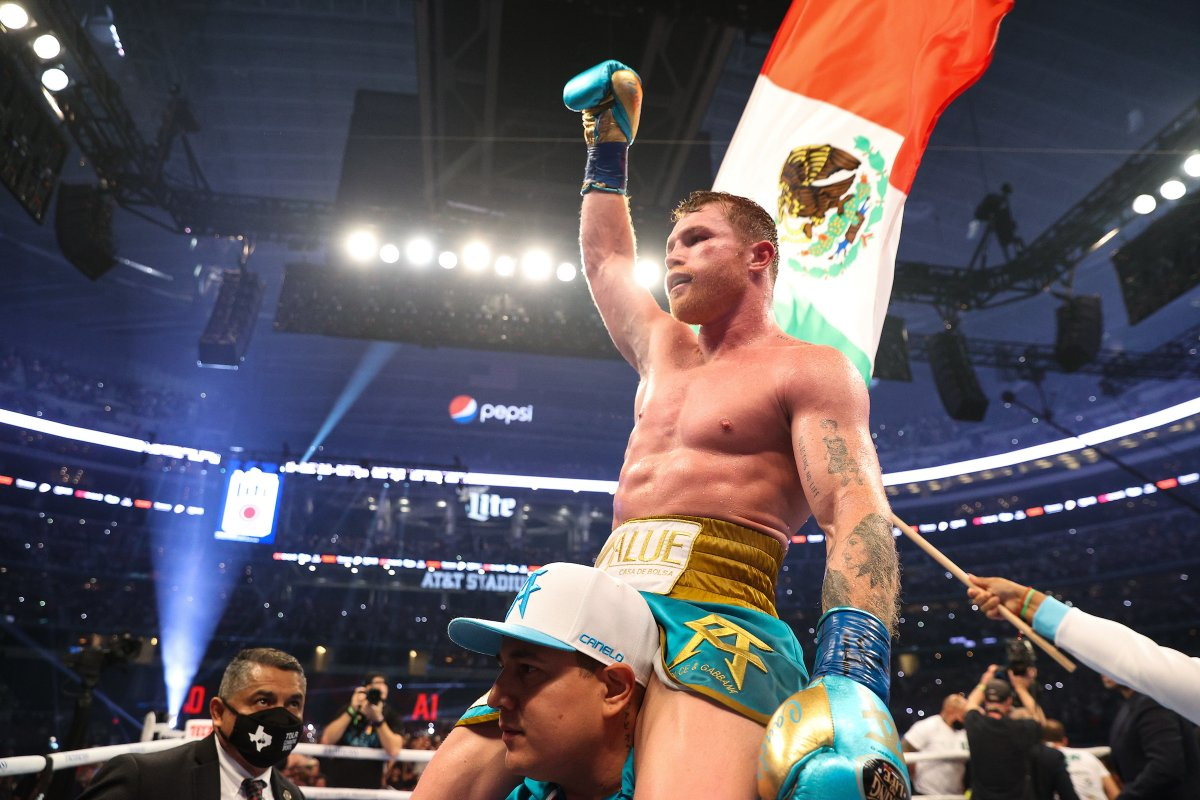Canelo has fought seven different British opponents.   He's beaten all seven of them. https://t.co/OW9Y0BJqK2