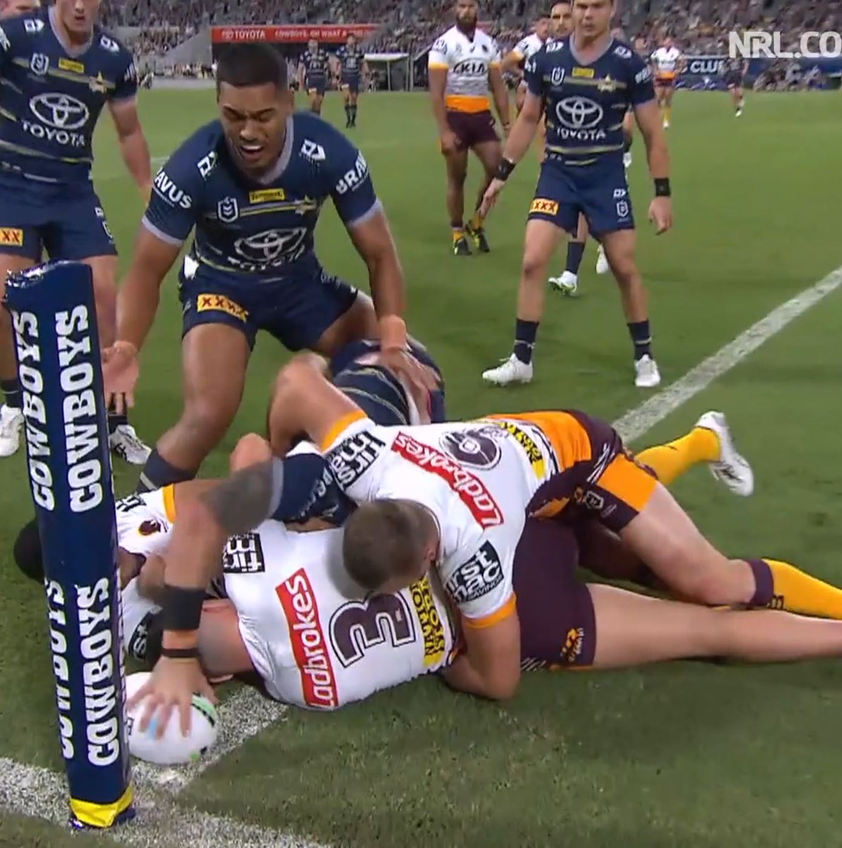 Kyle Feldt = THE RUBBERBAND MAN #ridemcowboys