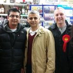 Image for the Tweet beginning: Congratulations to @SadiqKhan on his