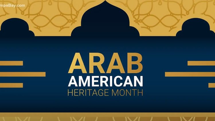 Thanks to my colleague Aaron Dusso for featuring my #ArabAmericanHeritageMonth activities on the @libartsiupui faculty blog. Links to interviews and articles : https://t.co/gjiqvIses5 https://t.co/vMNe4brmXX