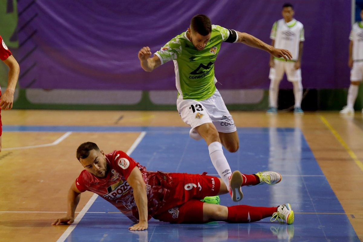 ElPozo Murcia gana en Palma pero los baleares retienen el liderato tras la derrota del Levante