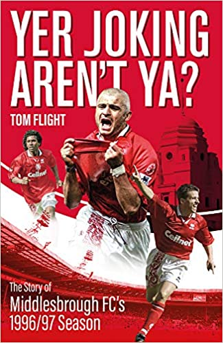 Day 1/3 FBR features Top Ten Football book lists from a number of writers continuing with Tom Flight https://t.co/kWNQS4jO3k #TopTenFootballBooks @TomFlight @PitchPublishing #YerJokingArentYa #MiddlesbroughFC #FootballWriters https://t.co/mleovCKYgZ