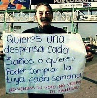 #NiUnVotoAMORENA2021 https://t.co/tT9m3Ni2la