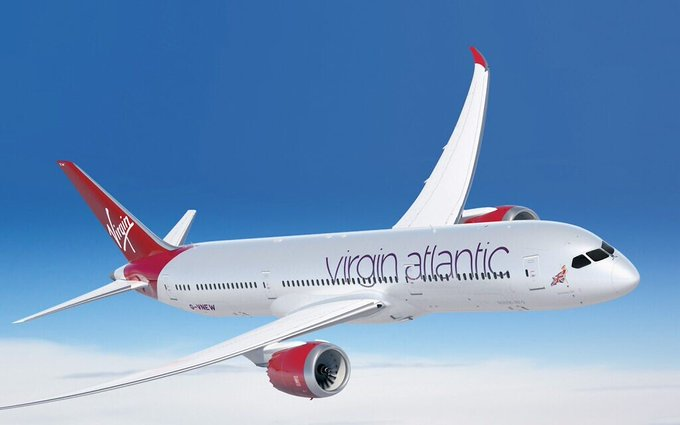 Virgin Atlantic to ramp up Israel flights after UK gives 'green' nod Photo