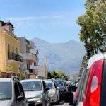 Image for the Tweet beginning: #Favorita chiusa, #traffico in tilt
