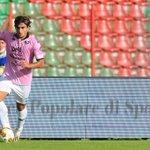 Image for the Tweet beginning: Palermo-Teramo, Filippi conferma Rauti in