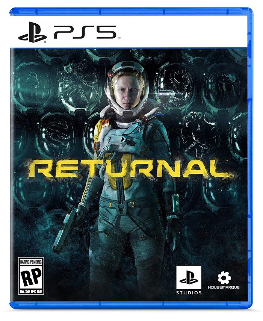 Returnal PS5 $69.00  PlayStation Studios   Amazon USA 2