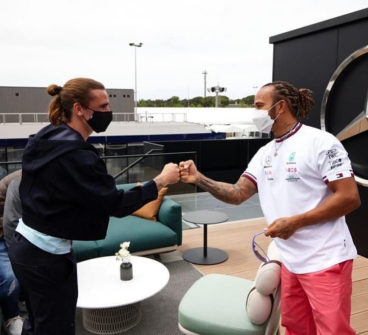 @BarcaTimes's photo on Lewis Hamilton