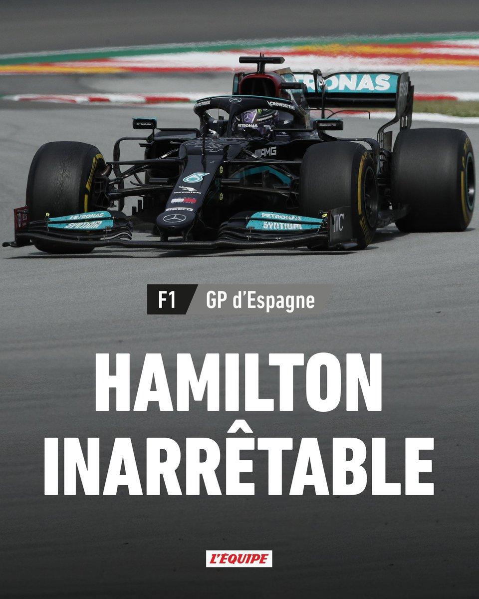 @lequipe's photo on Lewis Hamilton