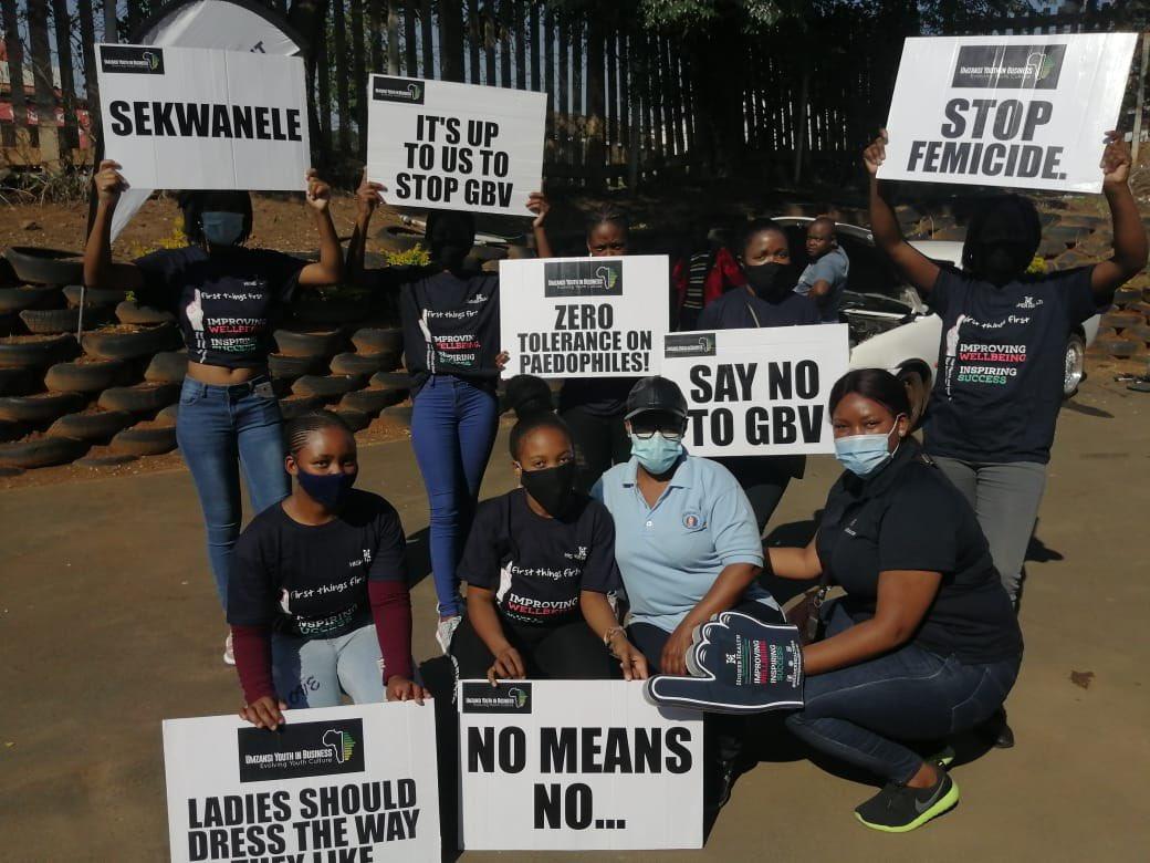 #LGBTQ #GBV #EndGBV #genderequality #Equality #HumanRightsViolations @msletsike @SA_AIDSCOUNCIL https://t.co/8bQmsD2uYM