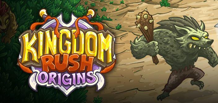 (PCDD)  Kingdom Rush Origins - Tower Defense $7.49 (DRM: Steam) via Fanatical. 2