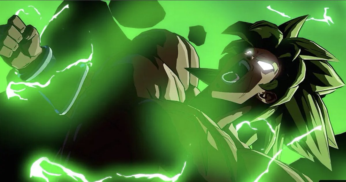 """So I watched @KnowKami's S.Broly video, and he brought one point I actually didn't think about and agree with. His lvl.3 doesn't share a huge impact on the character. """"Byron, what do you mean""""? """"He gets a damage buff"""". That's the point, that's all he gets. Let me explain. https://t.co/bk5xEcTv7s"""