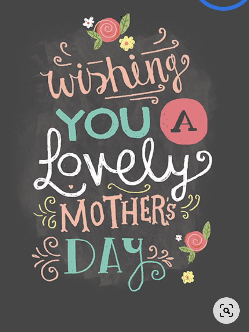 When you  are appreciated and love even when you don't think you are….. Grateful to see another Mother Day!Happy mother's to all the mothers! https://t.co/xR3ASnbRMM