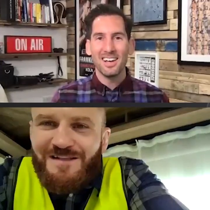 Glover! Adesanya! Move Career?! @JanBlachowicz tells all to @JohnGoodenUK ahead of #UFC266 ⤵️  📺 https://t.co/wen6lF6Q1x https://t.co/F1MtuHfoon