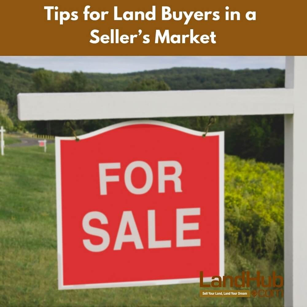 Check out our new blog 'Tips for Land Buyers in a Seller's Market' https://t.co/waytWKJ9Xq  #landbuyers #landforsale #realestatetips https://t.co/cGvNm9Rby0