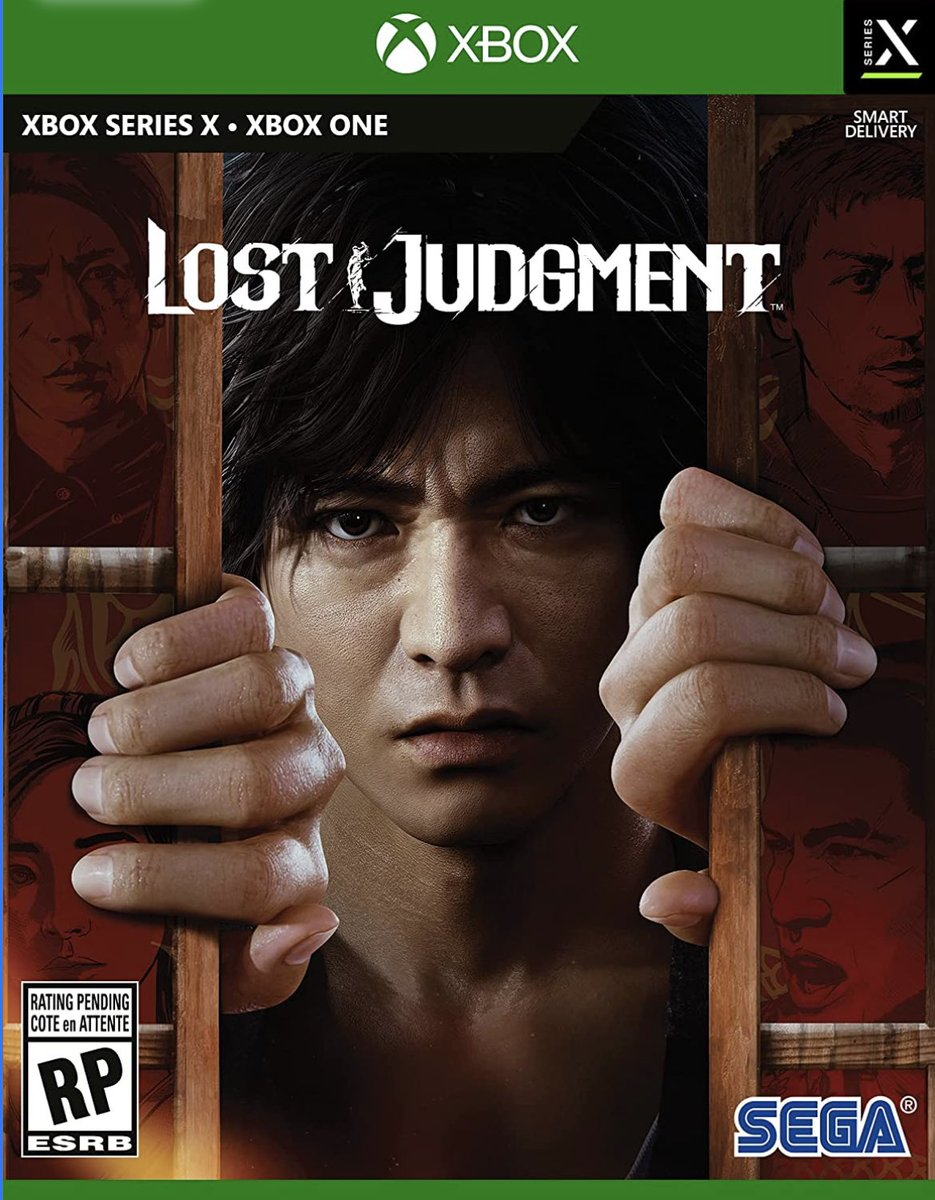 Lost Judgment (Xbox Series X , Xbox One) is up for pre-order at Amazon. - Affiliate Link: 2