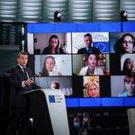 Depuis Strasbourg cœur battant de la démocratie européenne, nous lançons ce dimanche la #conférence sur l'avenir de l'#Europe 🇪🇺.   Engagez-vous ! Faites savoir l'Europe que vous voulez construire #9mai #JourneedelEurope