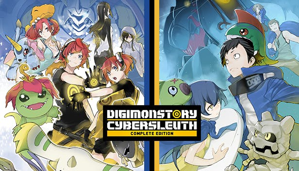 Digimon Story Cyber Sleuth: Complete Edition (PC) is $18.26 at Humble