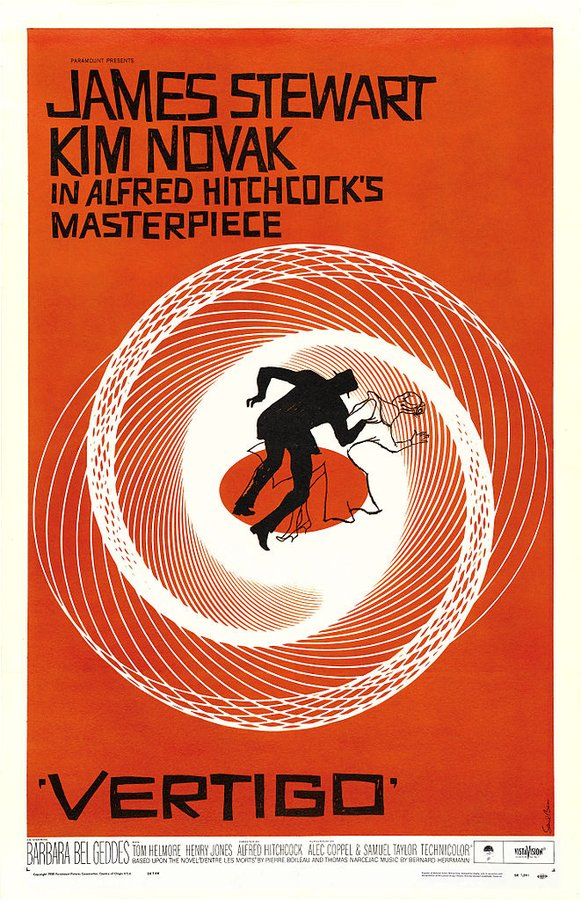 Alfred Hitchcock's film Vertigo had its world premiere, in San Francisco on this date May 9 in 1958. #OTD https://t.co/aUJAbbv4qb