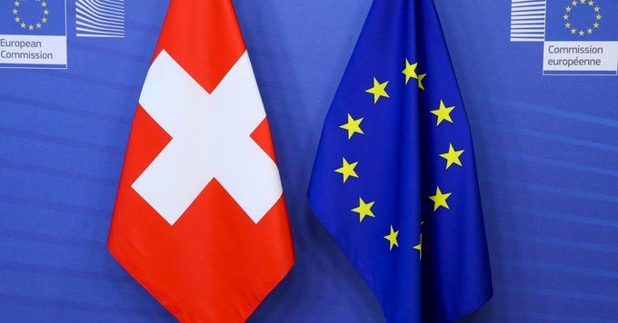 Most Swiss still back treaty deal with EU, poll shows Photo