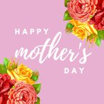 An extra special Mother's Day wish to the moms who've juggled the roles of home educator, Zoom professional, and everything in between since Mother's Day last year. We appreciate you, and we hope you have a wonderful Mother's Day this year!