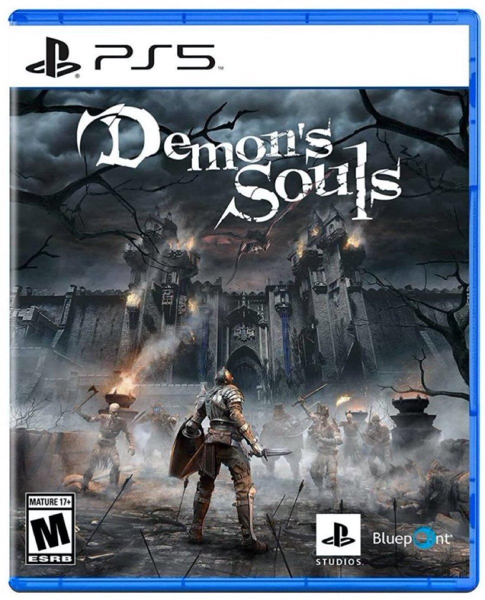 Demon's Souls PS5 $69.99  PlayStation Studios   Amazon USA 2
