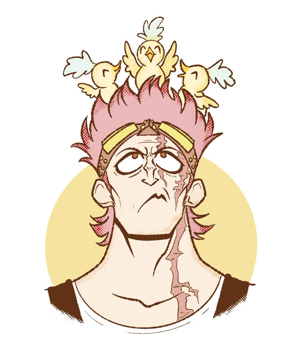 RT @ssoftmoth: Still thinking about that cover 🐥🐥🐥 #onepiece1012 https://t.co/yyxlO5YWt1