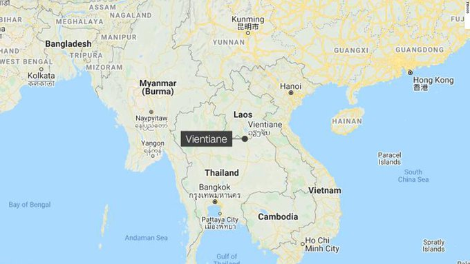 Laos records first Covid-19 related death over a year into the pandemic Photo