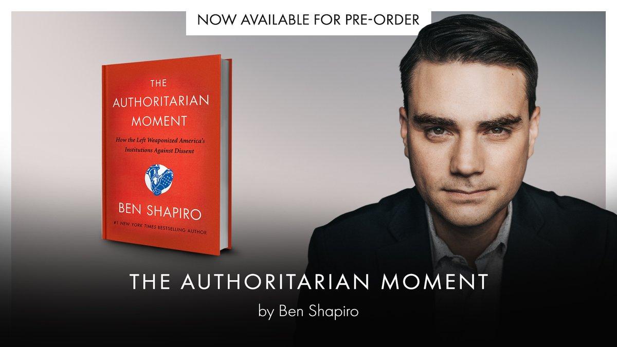 @realDailyWire's photo on Ben Shapiro