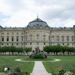 Image for the Tweet beginning: Residenz Würzburg, Bavaria, Germany . #schloss #castle
